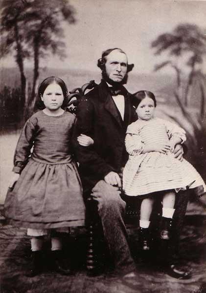 John McKerchar & Family